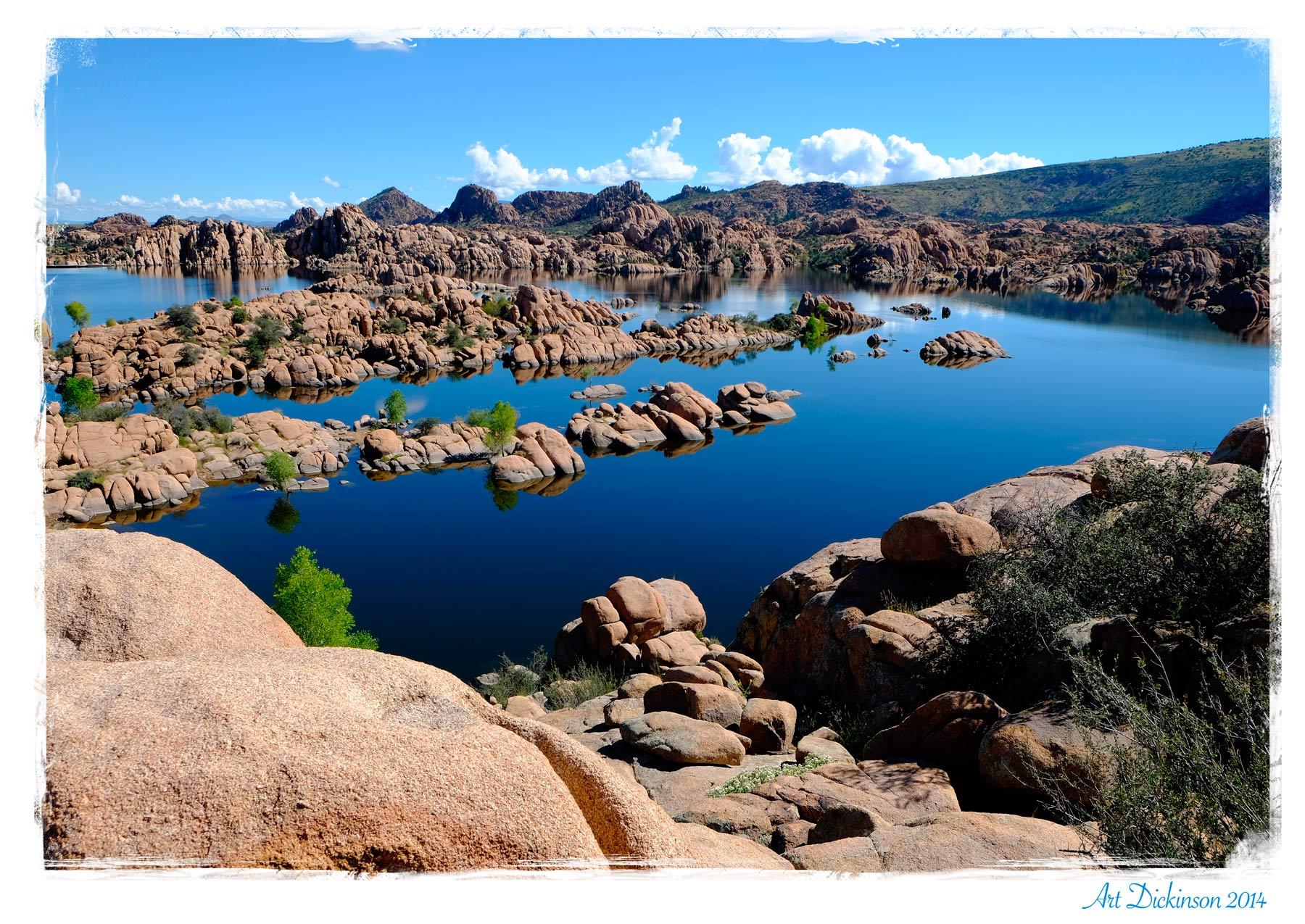 Watson Lake,Prescott,AZ