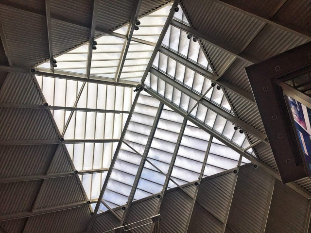 arrowhead towne center skylight