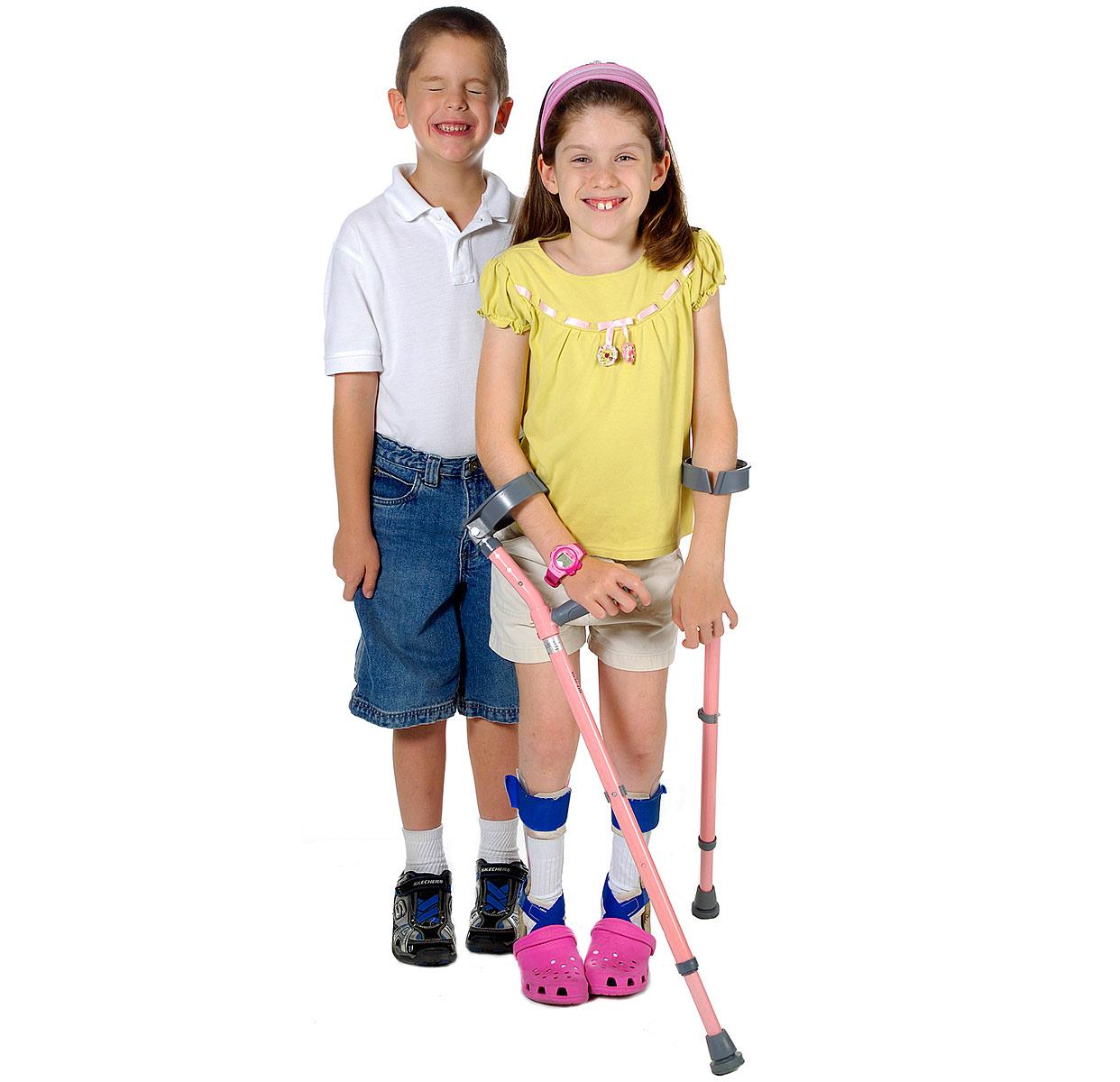 spina bifida patient