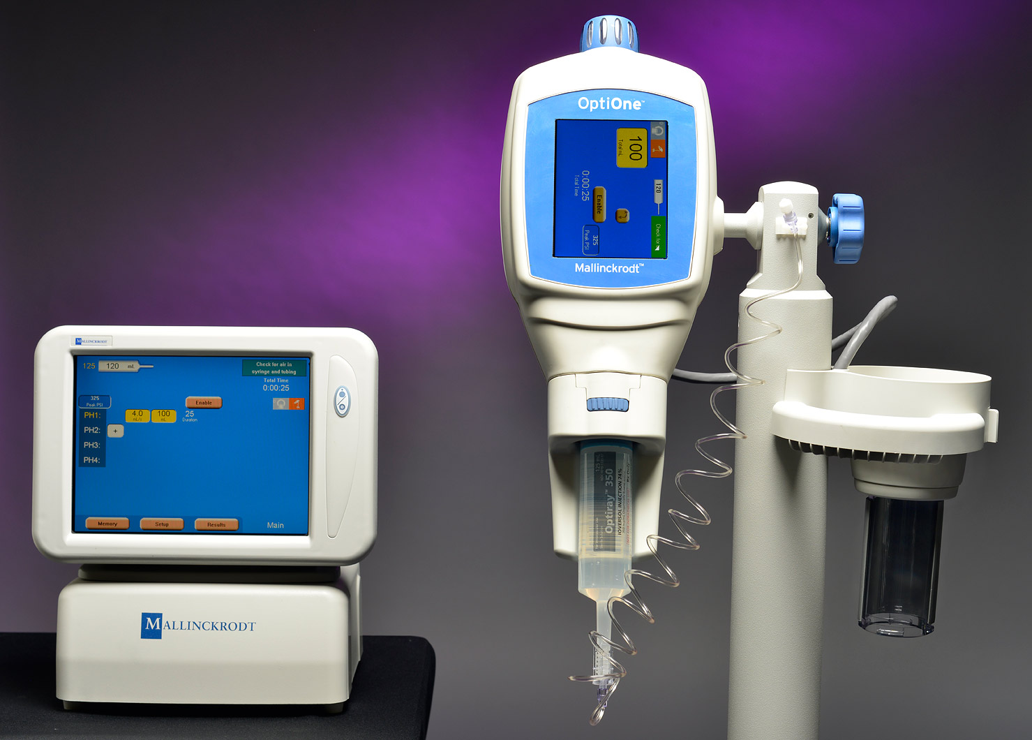mallinckrodt medical device product shot