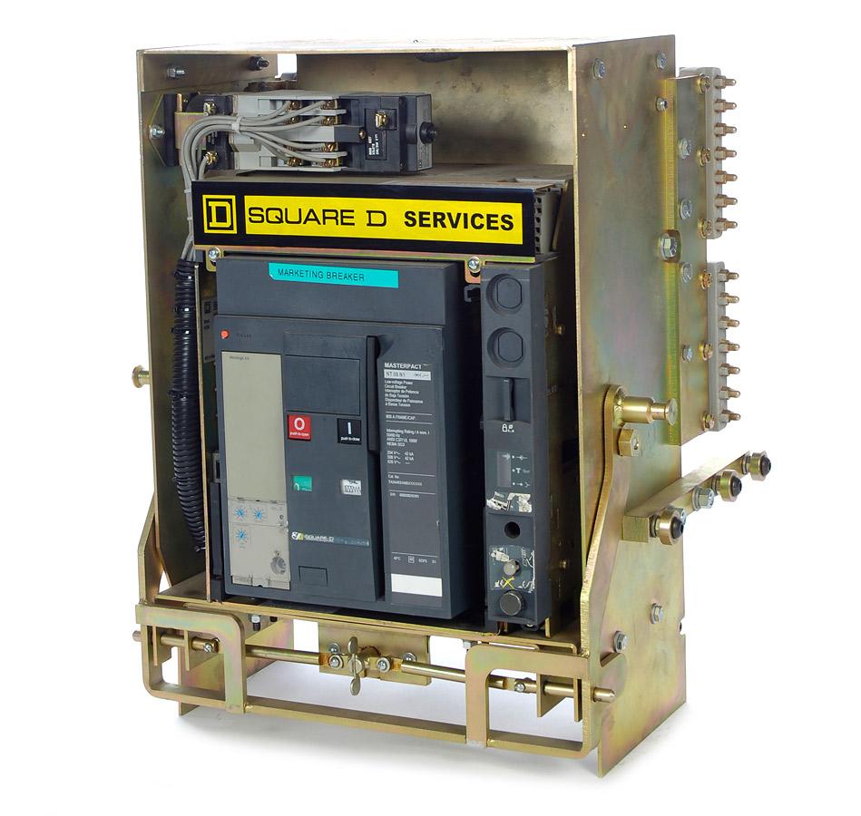 Square D transformer unit