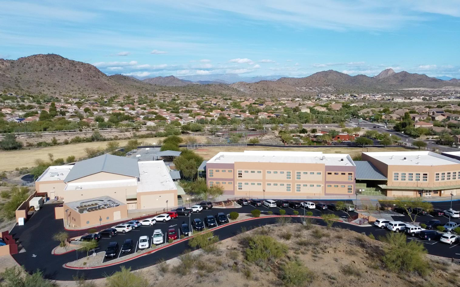 west wing school,peoria,arizona